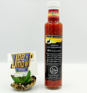 The Meat Moghul Birds Eye Chilli sauce/marinade