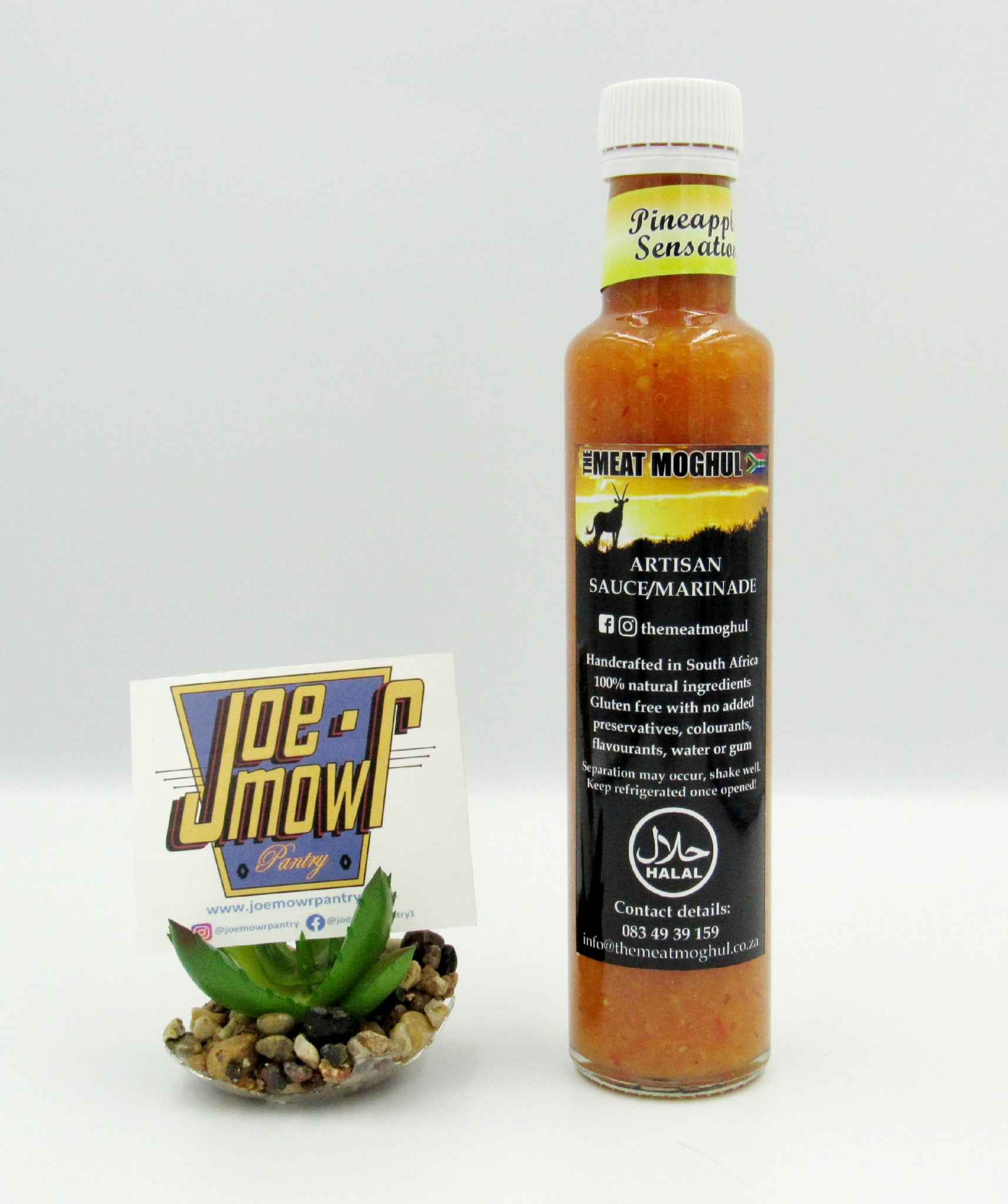 The Meat Moghul Pineapple Sensation sauce/marinade