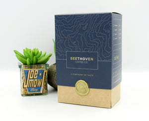 Beethoven Coffee Co. Pocket Brew Bags 10s 250g
