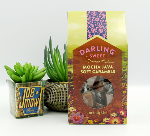 Darling Sweet Mocha Java Soft Caramels 150g