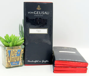 Von Geusau - Cherry Dark Chocolate slab 100g