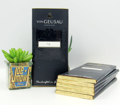 Von Geusau - 70% Dark Chocolate 100g