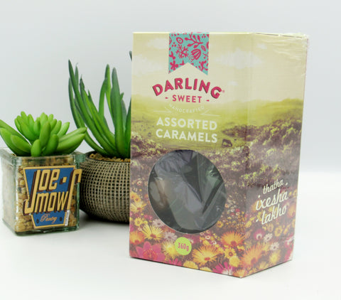 Darling Sweet Assorted Caramels 360g