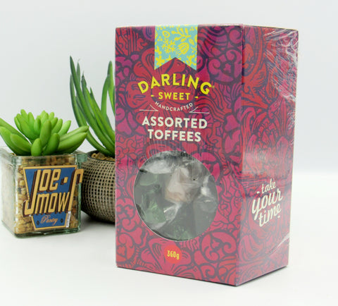 Darling Sweet Assorted Toffees 360g