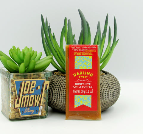 Darling Sweet Bird's Eye Chili Toffee Bar 30g
