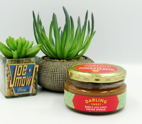 Darling Sweet Bird's Eye Chili Toffee Spread 200g
