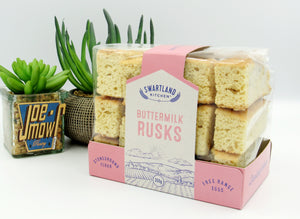 Swartland Kitchen Buttermilk Rusks 350g