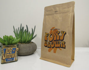 Doubleshot Foxy Brown Ground (filter/drip) Seasonal coffee 200g