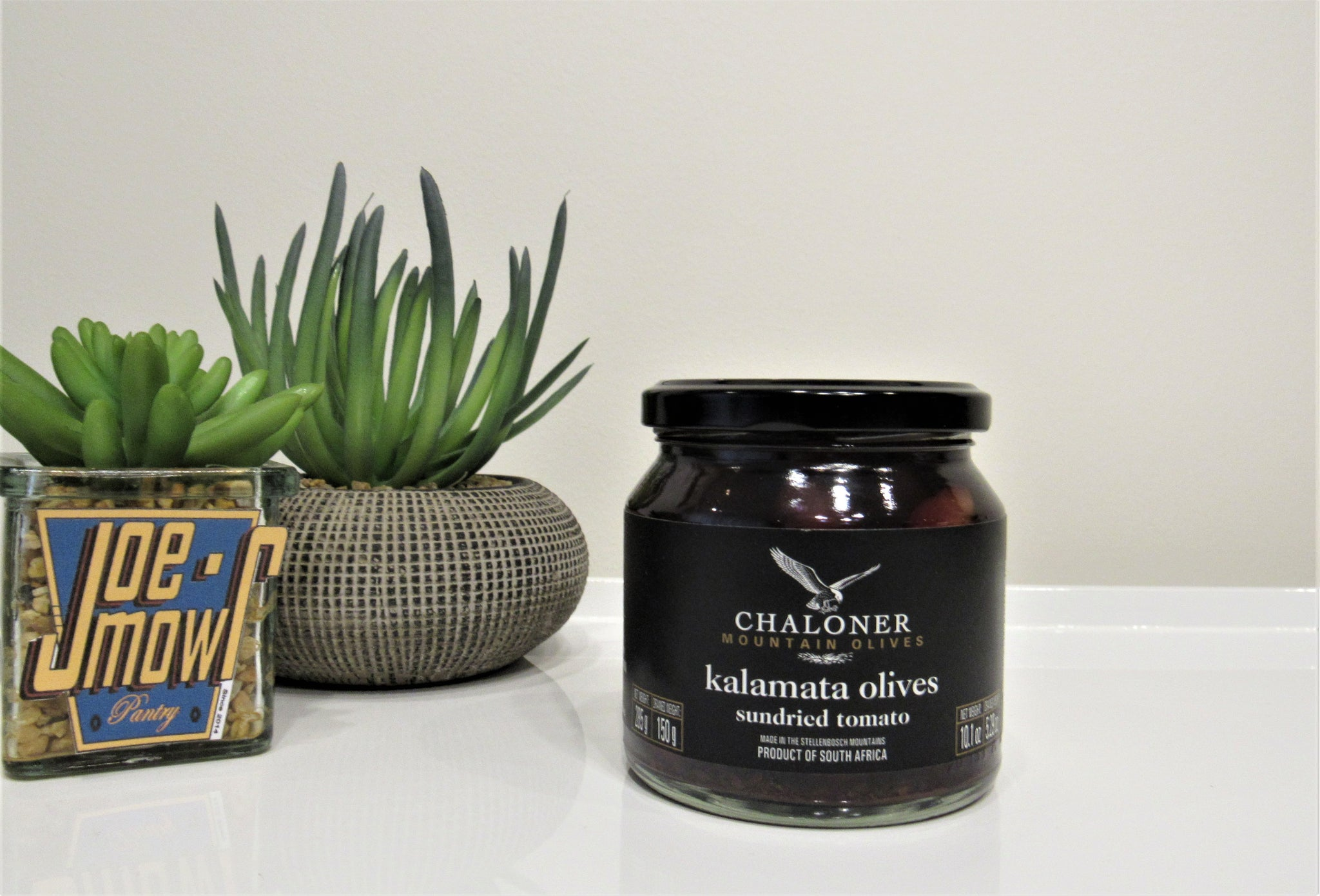 Chaloner Kalamata Olives With Sundried Tomato 285g