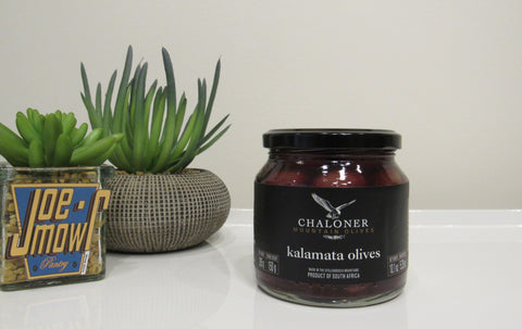 Chaloner Traditional Kalamata Olives 285g