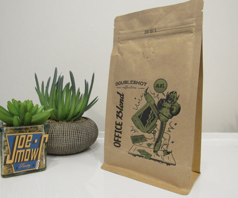 Doubleshot Office Specialty Blend Ground (filter/drip) coffee 200g