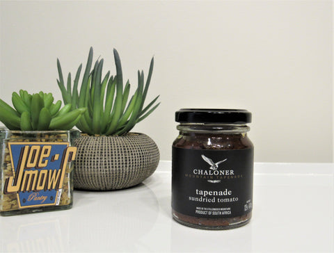 Chaloner Tapenade With Sun-dried Tomato 125g