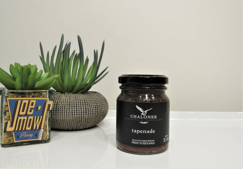 Chaloner Traditional Tapenade 125g