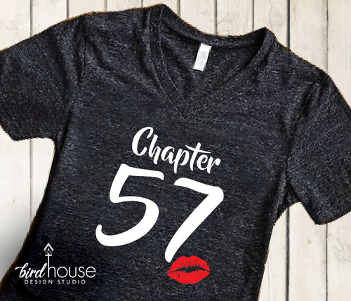 Chapter 57 Kiss shirt, custom shirts for vacations and group