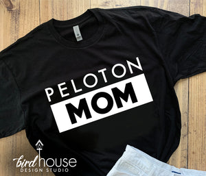 Peloton Mom Workout, Cute Tank cycle One