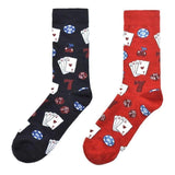 Hobby Poker Socks