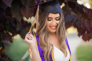 Senior/Grads photo session & 5 digital files from Classic Kids Photography