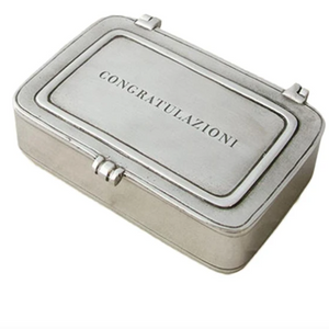 Congratulazioni Box - Match - from Material Possessions