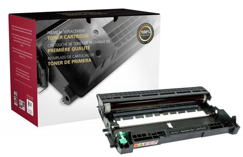 Clover Technologies Group, LLC Remanufactured Drum Unit for Brother DR420