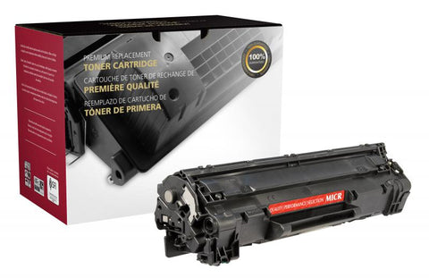Clover Technologies Group, LLC Compatible MICR Toner Cartridge for HP CE285A (HP 85A)