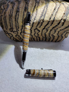 Woolly mammoth tooth pen