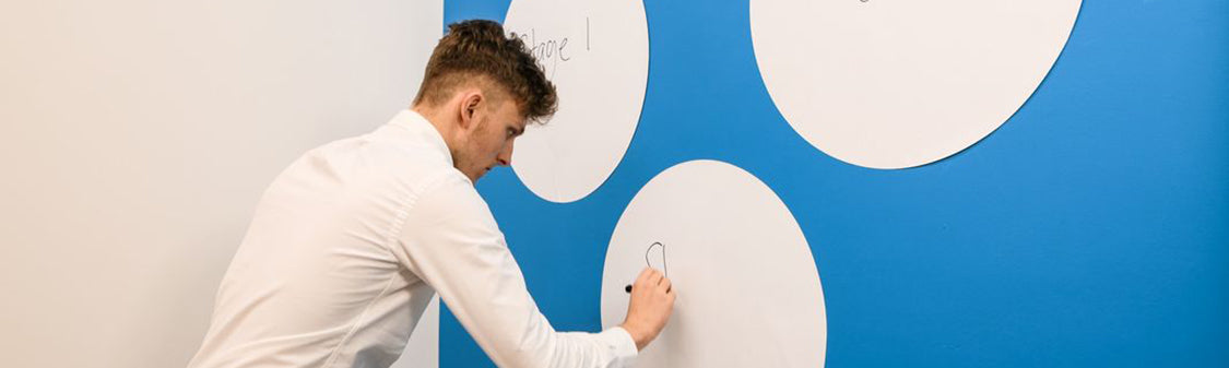 circle whiteboards