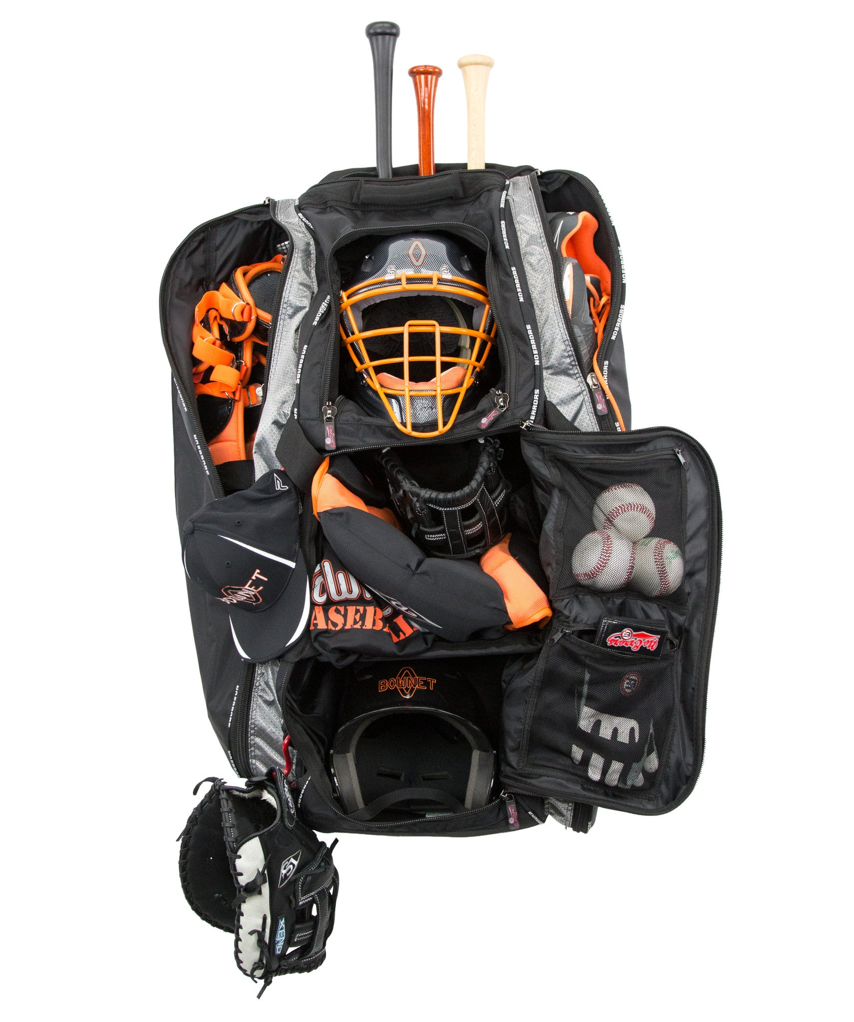Tell Me About No Errors E2 Catchers Bag In Detail