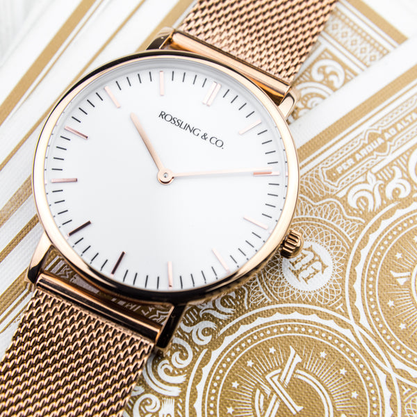 Continental 36mm - Gold Mesh