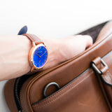 Modern 36mm - Gold Blue