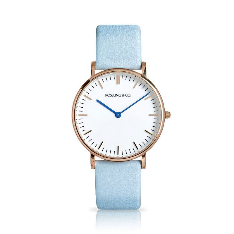 Continental 36mm - Gold Light Blue