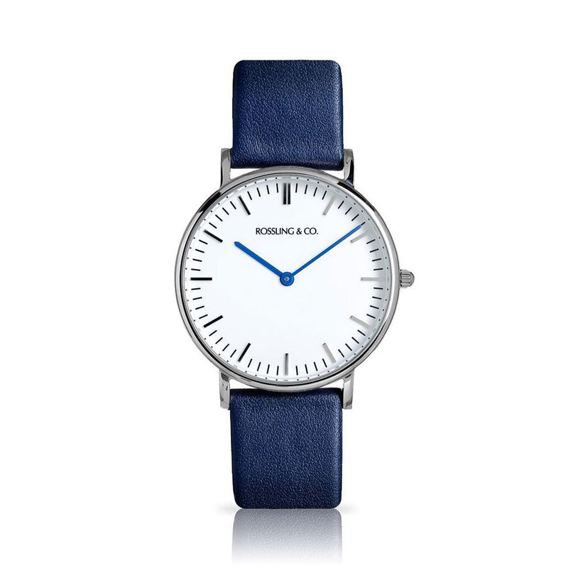 Continental 36mm - Silver Navy