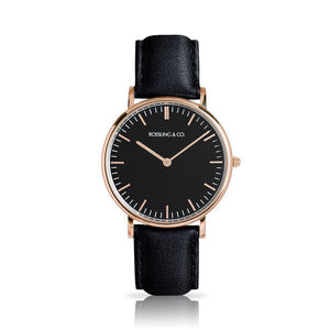 Classic 36mm - Gold Black