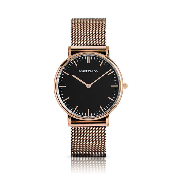 Continental 36mm - Gold Black Mesh