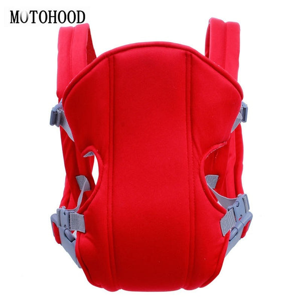 MOTOHOOD Baby Kangaroo Backpack Ergonomic Baby Carrier Wrap Breathable Sling baby Tragetuch Adjustable Comfort Infant Hipseat