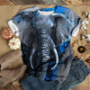 Elephant Save Elephant T-shirt
