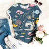 SEWING PATTERN T-SHIRT