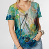 TROPICAL DRAGONFLY T-SHIRT