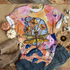 DRAGONFLY IN COLOR PARTY T-SHIRT
