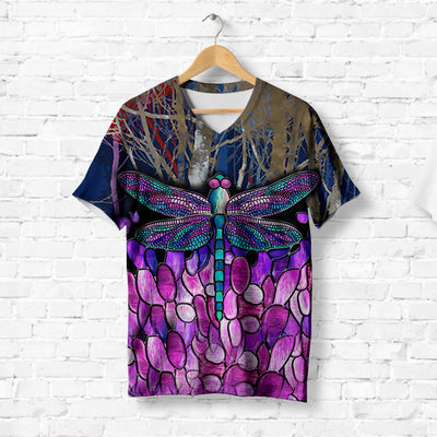 LIVELY DRAGONFLY T-SHIRT
