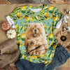 CHOW CHOW DOG T-SHIRT