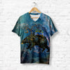 Bear With Tree T-shirt
