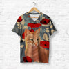 PROUD CAT T-SHIRT