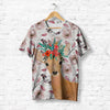 SURPRISED DEER T-SHIRT