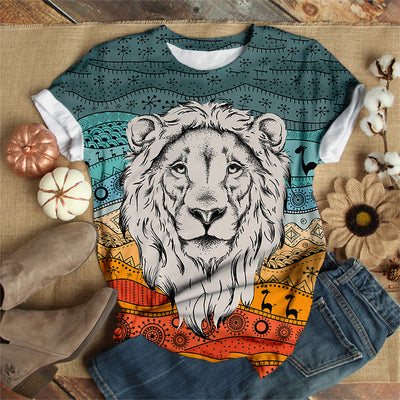 POWERFUL LION T-SHIRT