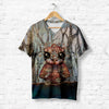BIG EYES OWL FOREST T-SHIRT