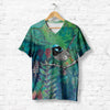 IN THE JUNGLE BIRD T-SHIRT