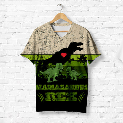 GREEN T-REX T-SHIRT