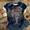 BLOSSOM TREE ON A FANTASY NIGHT T-SHIRT