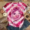 CUTE PINKY PIGGY T-SHIRT
