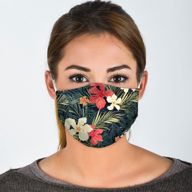 ALOHA SUMMER FACE MASK